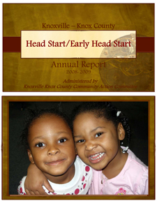 Head Start/Early Head Start Annual Report 2008-09